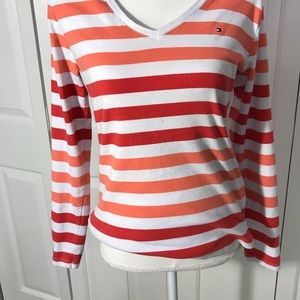 Tommy Hilfiger Pullover Top, Women's long sleeve